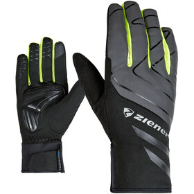 Ziener Daly AS Touch Bike Gloves poison yellow